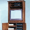LEDA Classics 8071 Entertainment Unit - open.jpg